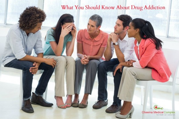 What You Should Know About Drug Addiction