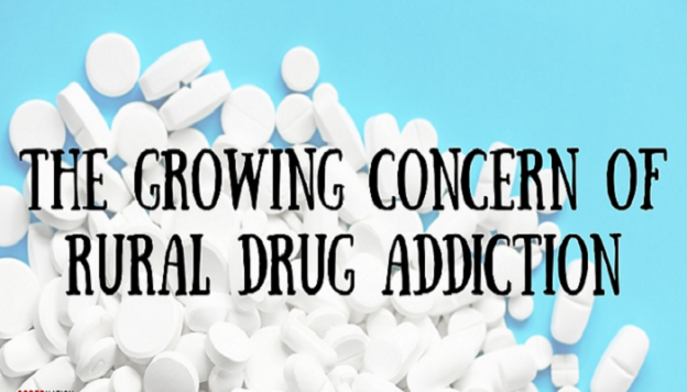 Why Drug Addiction Is More Common In Rural Areas?