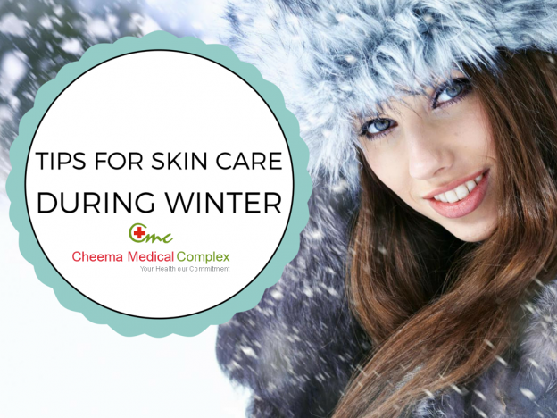 How to take care of your skin and hair during this winter?