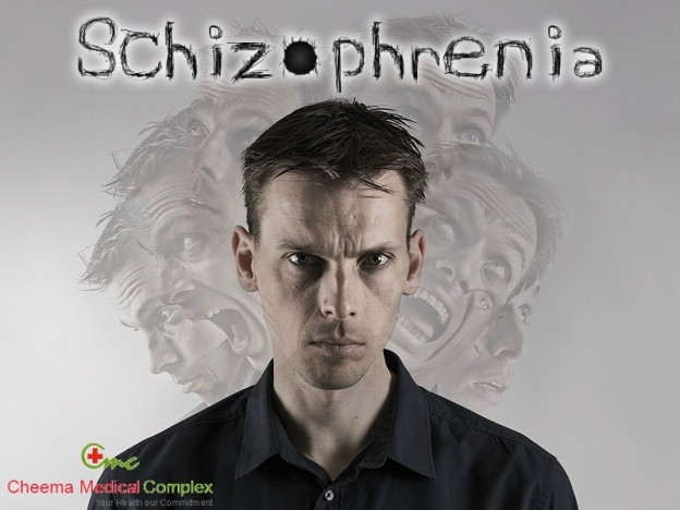 What are some signs and symptoms of schizophrenia?