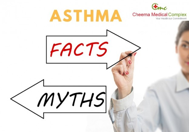 7 Common Myths & Facts About Asthma