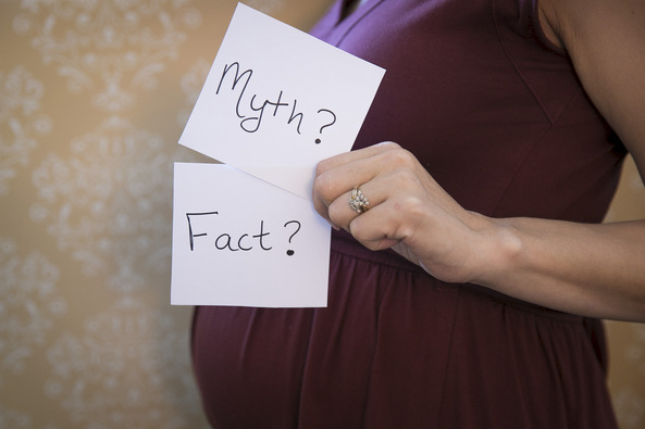5 Myths and Facts of Pregnancy