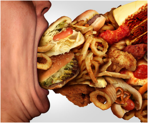 WANT TO QUIT JUNK FOOD? GET READY TO FACE THE WITHDRAWAL SYMPTOMS! WAIT..WHAT?