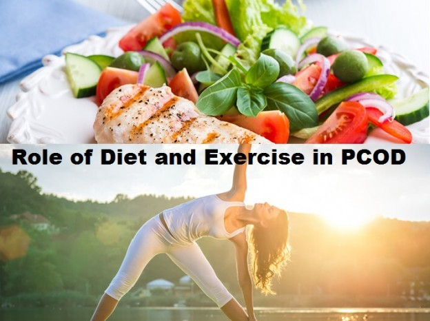 What is The Role of Diet and Exercise in PCOD?