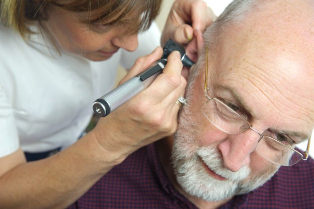 What Causes Hearing Loss in Elderly?