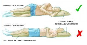change-sleeping-position-to-stop-snoring