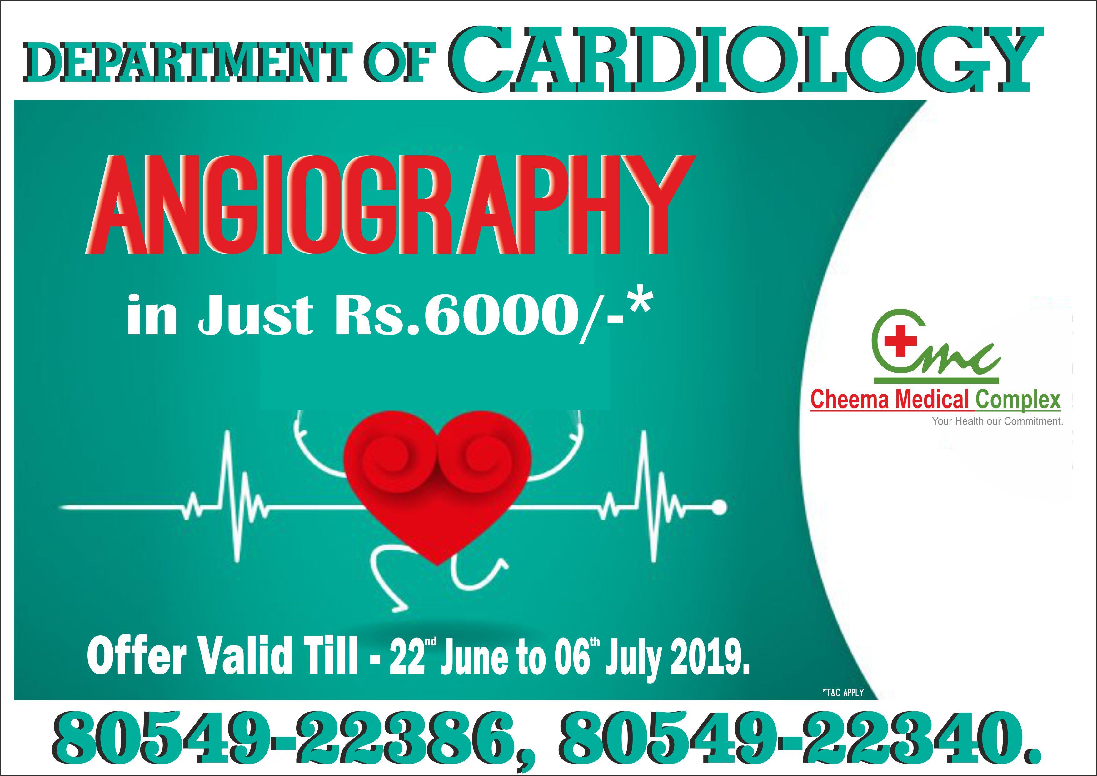 Cardio June