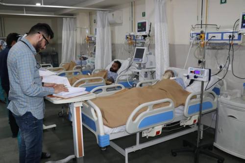ICU Facility